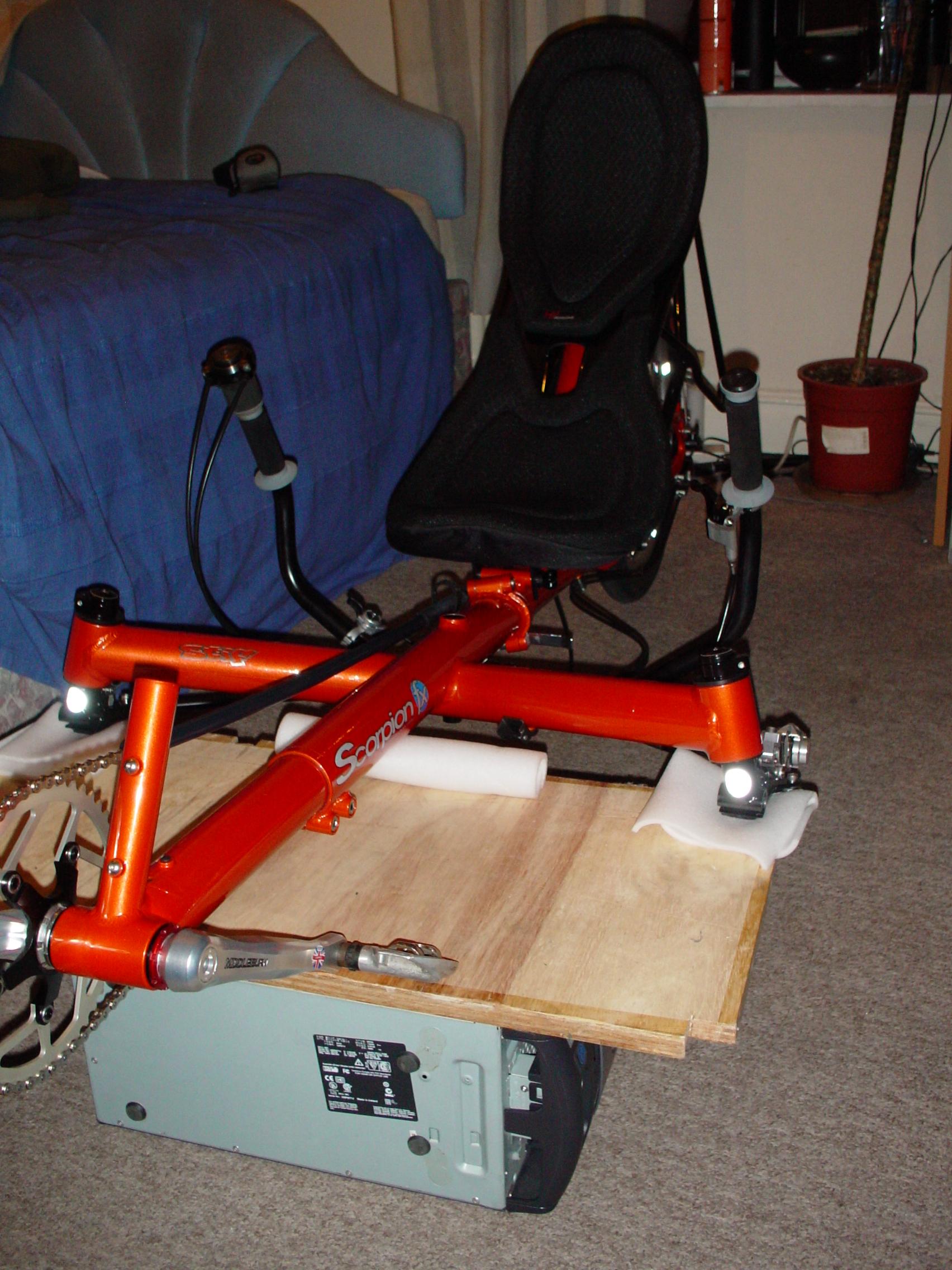 Trike buildup