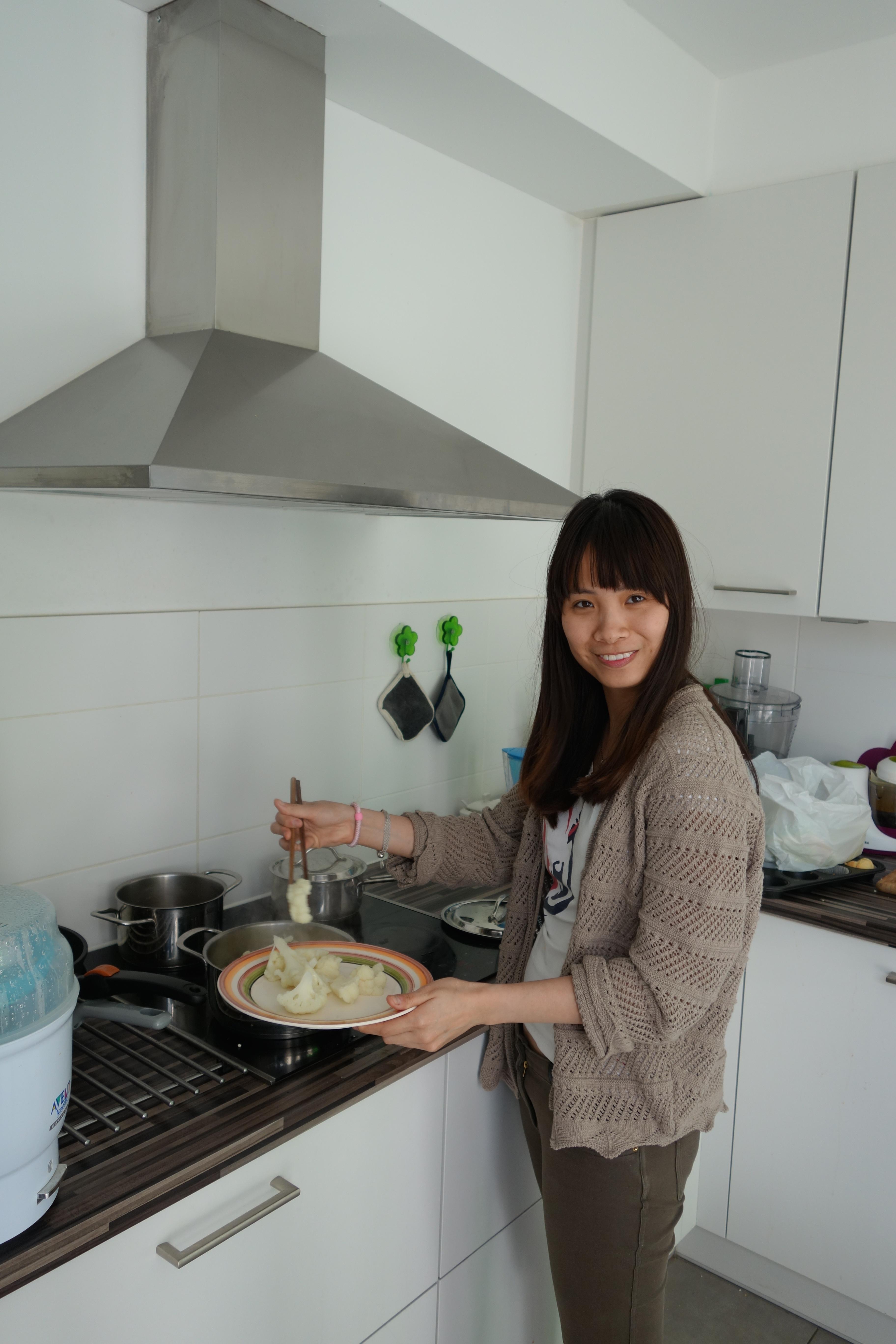 Tran Cooking