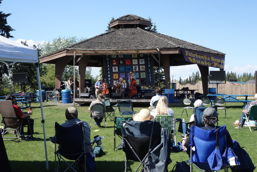Fairbanks folk festival