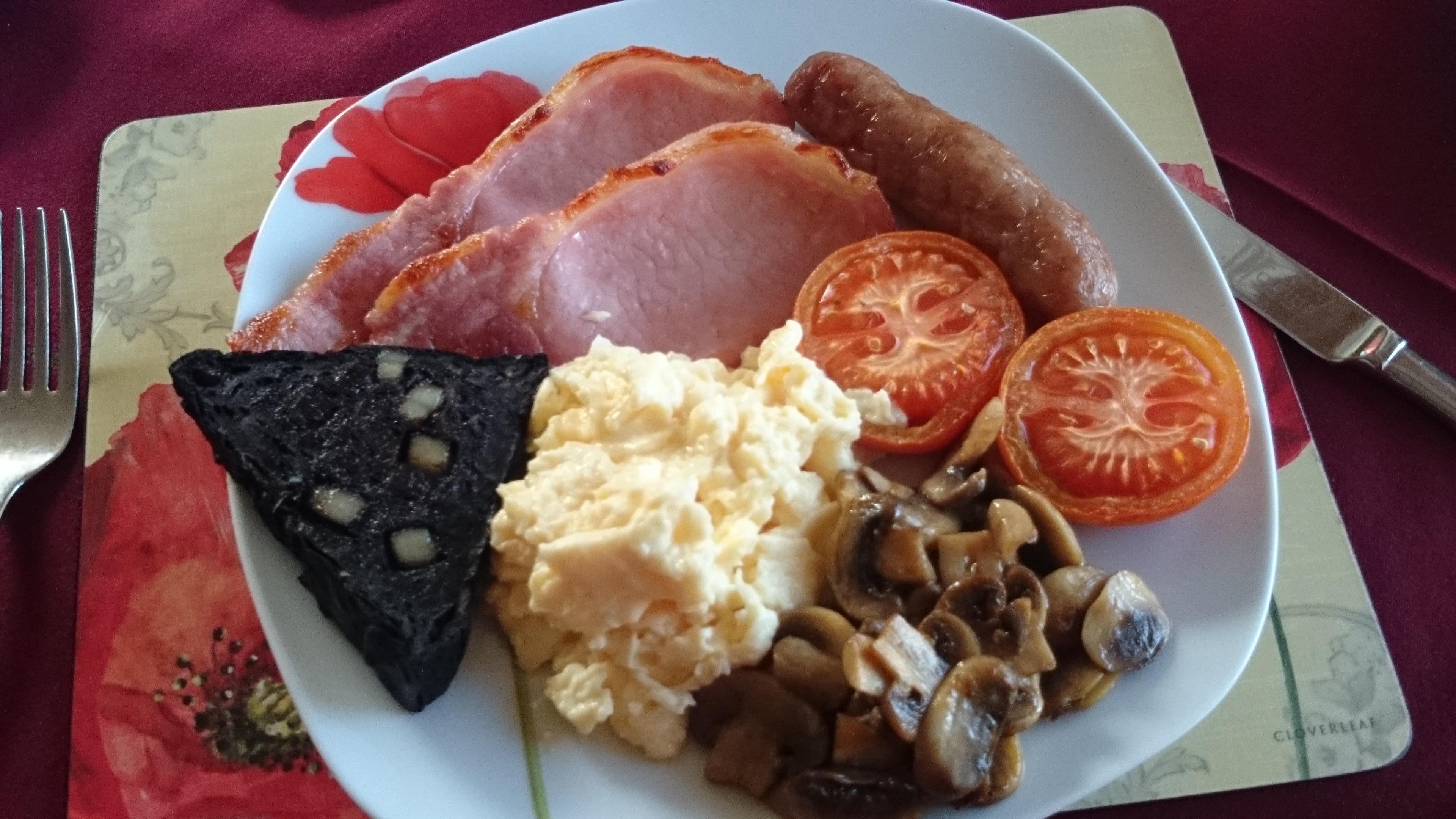 Cornlee Breakfast!