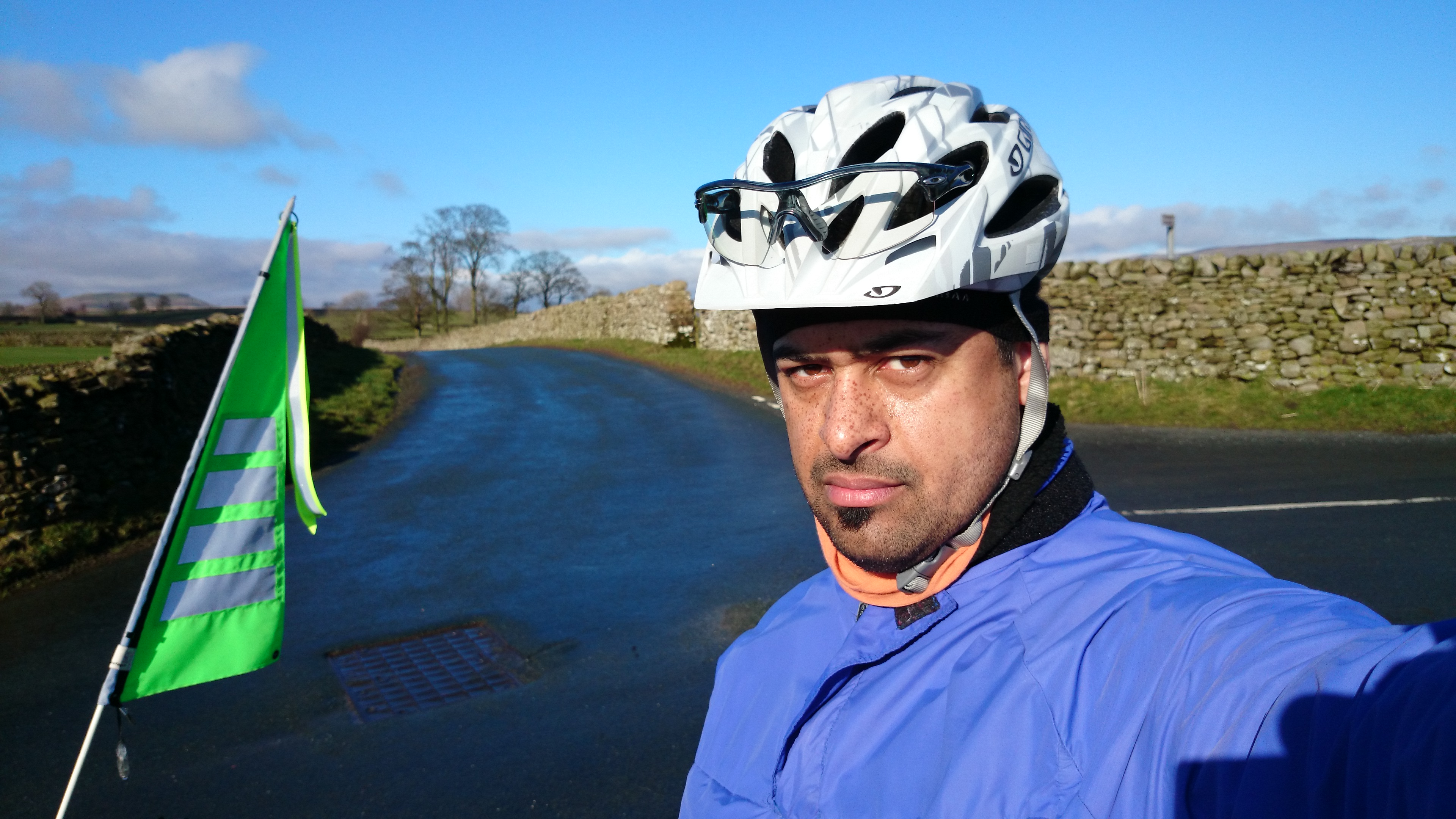 Me near Thoralby